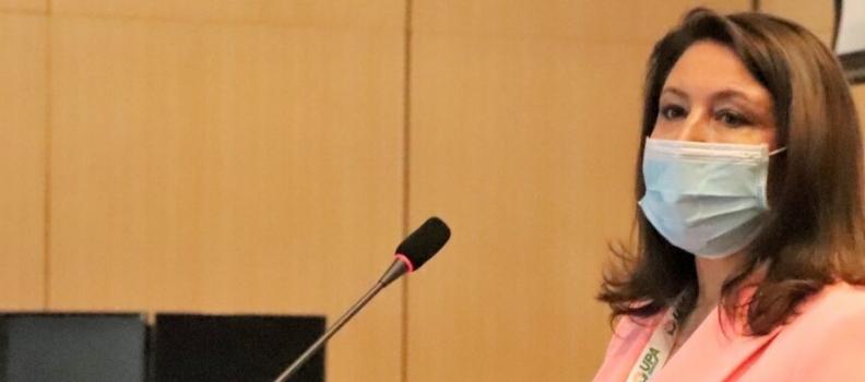 La consejera de Agricultura reclama que la nueva PAC reconozca el peso de Andalucía