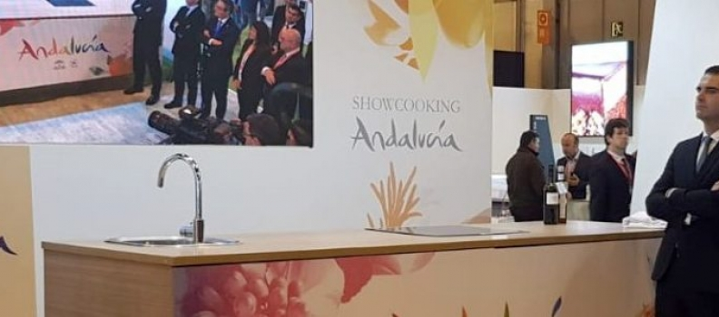 Andalucía está representada por casi 400 empresas y entidades del sector agroalimentario en el Salón de Gourmets