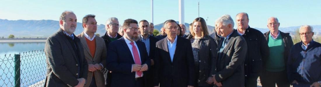 Agricultura resalta el liderazgo de Andalucía en el uso eficiente y sostenible del agua gracias a la modernización de regadíos