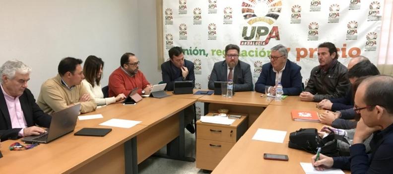 Rodrigo Sánchez lamenta que partidos europeos de extrema derecha reclamen la eliminación de ayudas directas de la PAC