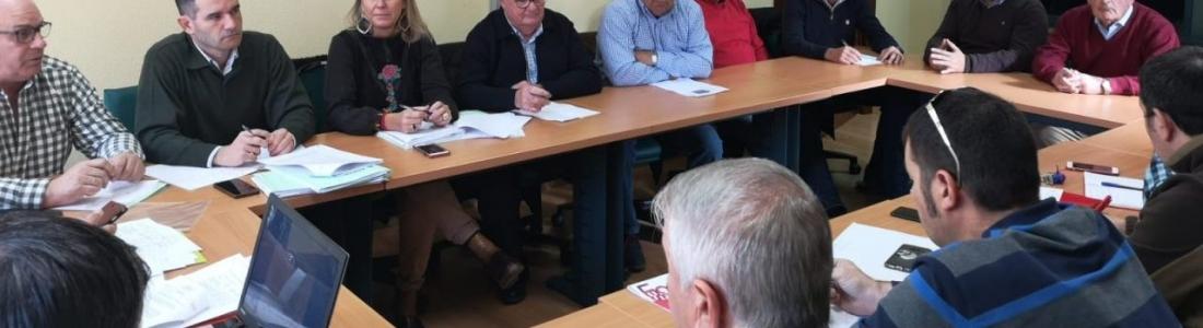 Las partes negociadoras acuerdan el convenio del campo de Jaén para cuatro años