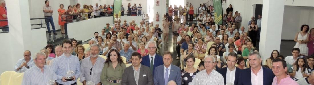 La cooperativa San Francisco de Albanchez de Mágina celebra su centenario