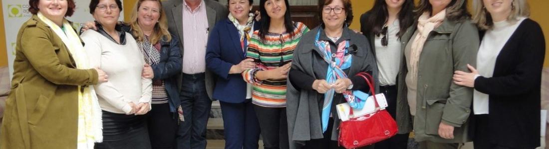 Constituida la Asociación de Mujeres de Cooperativas Agro-alimentarias de Andalucía: AMCAE-Andalucía