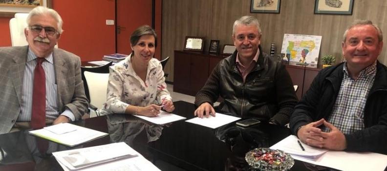 Cooperativas Agro-alimentarias de Jaén anima a la Junta a apoyar los procesos de fusión e integración