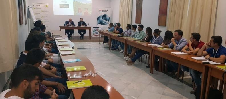 Inaugurado el I Campus Agroalimentario para Jóvenes Cooperativistas de Andalucía