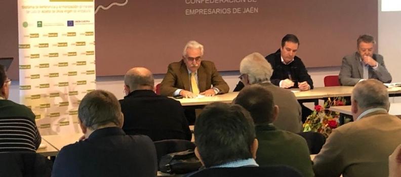 Cooperativas Agro-alimentarias de Jaén destaca la labor social de sus secciones de crédito