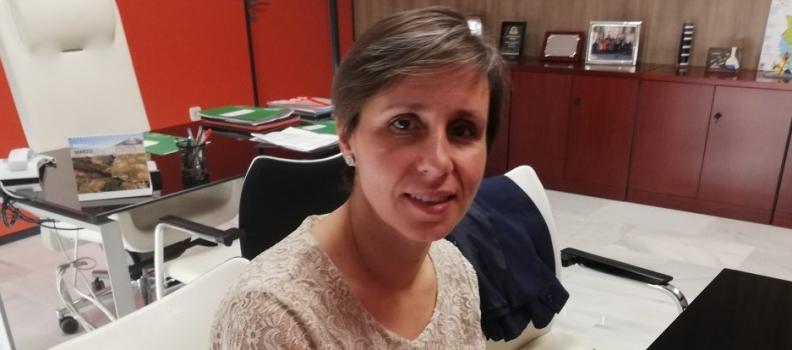 """La delegada de Agricultura califica de """"herramienta valiosísima"""" el Poolred y aboga por su revisión"""