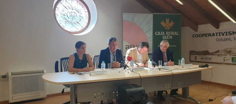 Puente de Génave acoge unas Jornadas de Estudio y Análisis del Cooperativismo Agrario