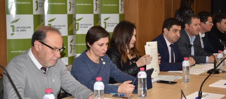 La delegada de Agricultura resalta «el compromiso y la agilidad de  la Consejería» para poner en marcha la IGP Aceite de Jaén