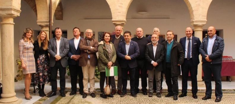 Despoblamiento, cooperativismo y desarrollo rural centran el III Congreso de la Cátedra Blas Infante