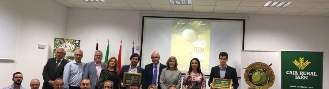 La entrega de premios pone fin a los actos de la Feria del Olivo de Montoro