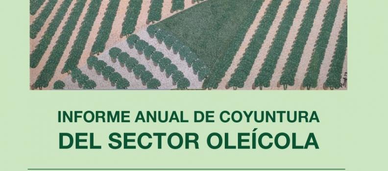 Manuel Parras traslada al Ministerio de Agricultura las propuestas del Informe de Coyuntura del Sector Oleícola