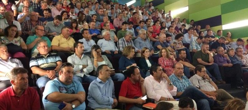 Jornada sobre control de registro horario y DAT organizada por Cooperativas Agro-alimentarias de Jaén