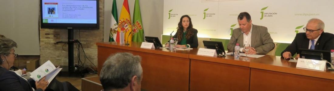 El IEG publica el libro «Las denominaciones de los aceites de oliva y la orientación al mercado: un estudio experimental»