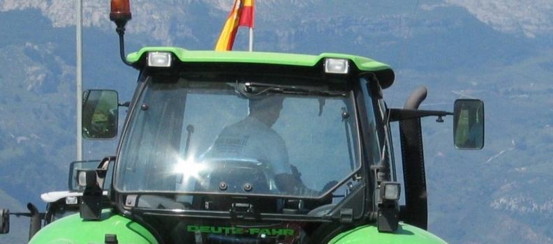 Convocadas ayudas para la renovación del parque nacional de maquinaria agrícola 2019