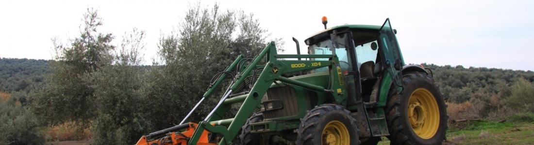 Bajan las matriculaciones de vehículos agrícolas hasta marzo