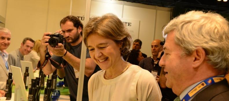 García Tejerina: El Salón de Gourmets es una muestra de la excelencia de los alimentos españoles y una referencia de alimentación en el mundo