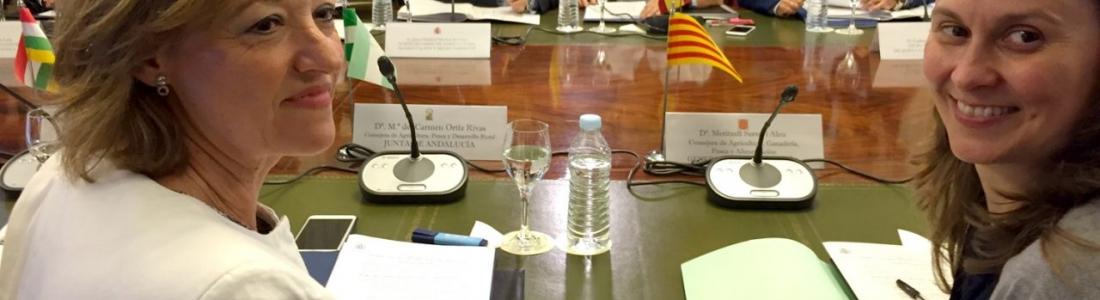 Agricultura afirma que la Conferencia Sectorial no cree oportuno modificar las ayudas acopladas de la PAC