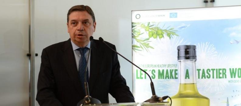 El ministro de Agricultura inaugurará el XIX Simposium Científico Técnico de Expoliva 2019