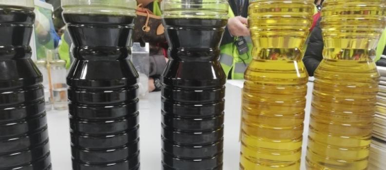 La producción de aceite de orujo de oliva oscilará entre las 125.000 y 130.000 toneladas en esta campaña