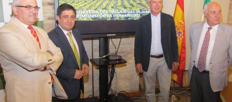La Diputación de Jaén inicia el expediente para que el paisaje del olivar sea declarado Patrimonio de la Humanidad