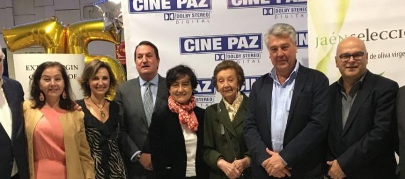 """El documental """"Jaén, Virgen & Extra"""" expone en Madrid la revolución del AOVE en la provincia jiennense"""