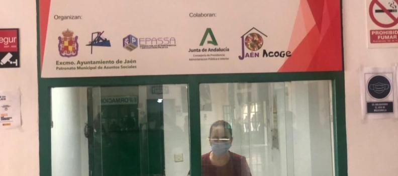 El Ayuntamiento de Jaén activa el punto de atención al temporero en la estación de autobuses