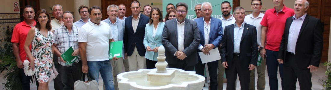 La Junta concede 1,8 millones para la mejora de instalaciones y el ahorro energético en el regadío de la provincia de Jaén