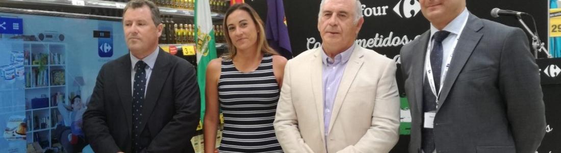 """Campaña de promoción de los productos andaluces con el lema """"Sabores de Andalucía"""""""