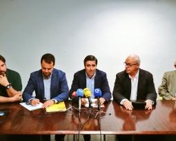 Unidad de acción del sector productor de aceite de oliva de Jaén para reivindicar precios justos