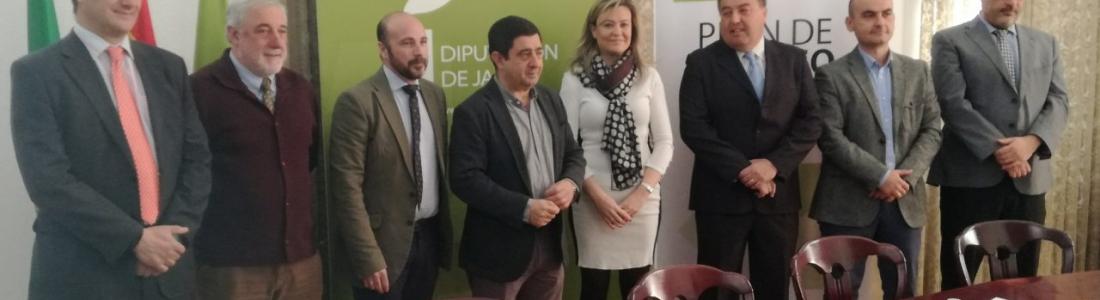 La Diputación concede 150.000 euros para proyectos de innovación de los centros tecnológicos de Jaén