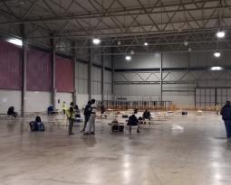 El Ayuntamiento destaca la coordinación y el esfuerzo del primer fin de semana del dispositivo temporero del Jaén Arena