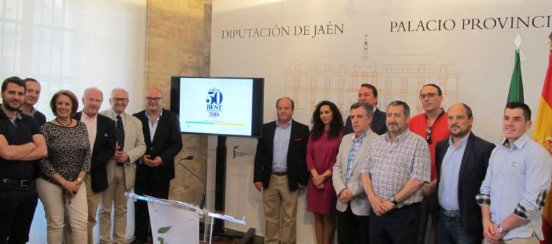 La Diputación de Jaén promocionará los aceites Jaén Selección en la gala donde se eligen los 50 mejores restaurantes del mundo