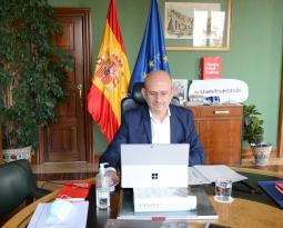 El director general de la Industria Alimentaria incide en la importancia de potenciar la promoción internacional de los Alimentos de España