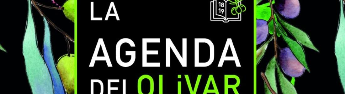 Ya está en la calle una nueva edición de La Agenda del Olivar 2018/2019
