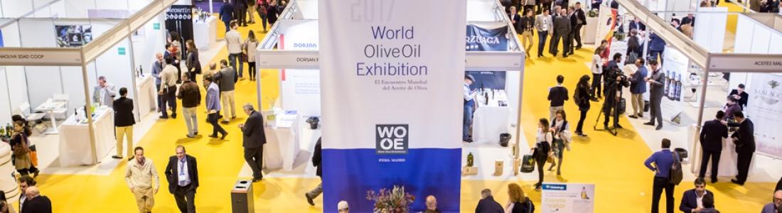 Amplio programa de conferencias en la World Olive Oil Exhibiton