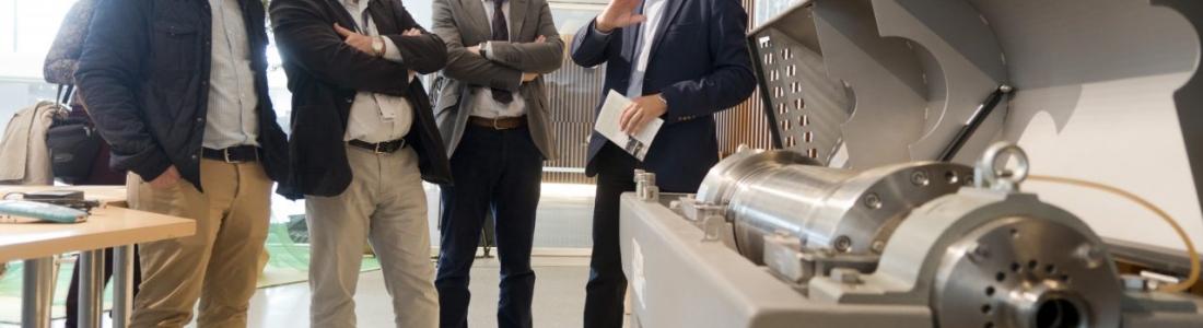 La maquinaria de GEA Iberia protagoniza una exposición sobre la industria oleícola
