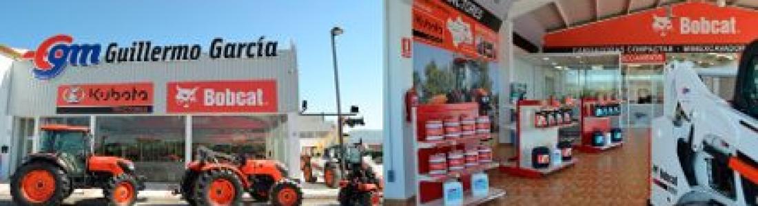 Nuevas instalaciones de Guillermo García en Granada