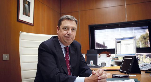 Planas advierte que la aplicación de un mismo pago por región tendría efectos muy negativos para el sector agrario andaluz