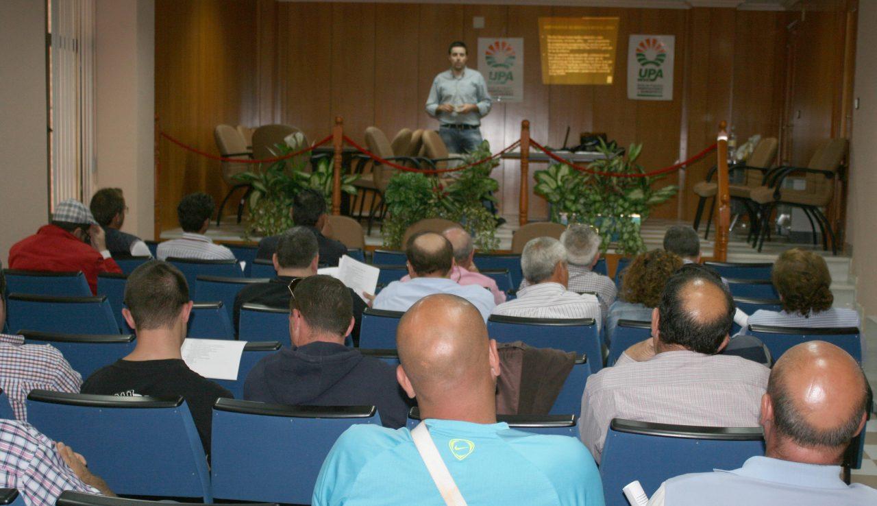 UPA-Jaén organiza unas jornadas de gestión sostenible en el medio natural