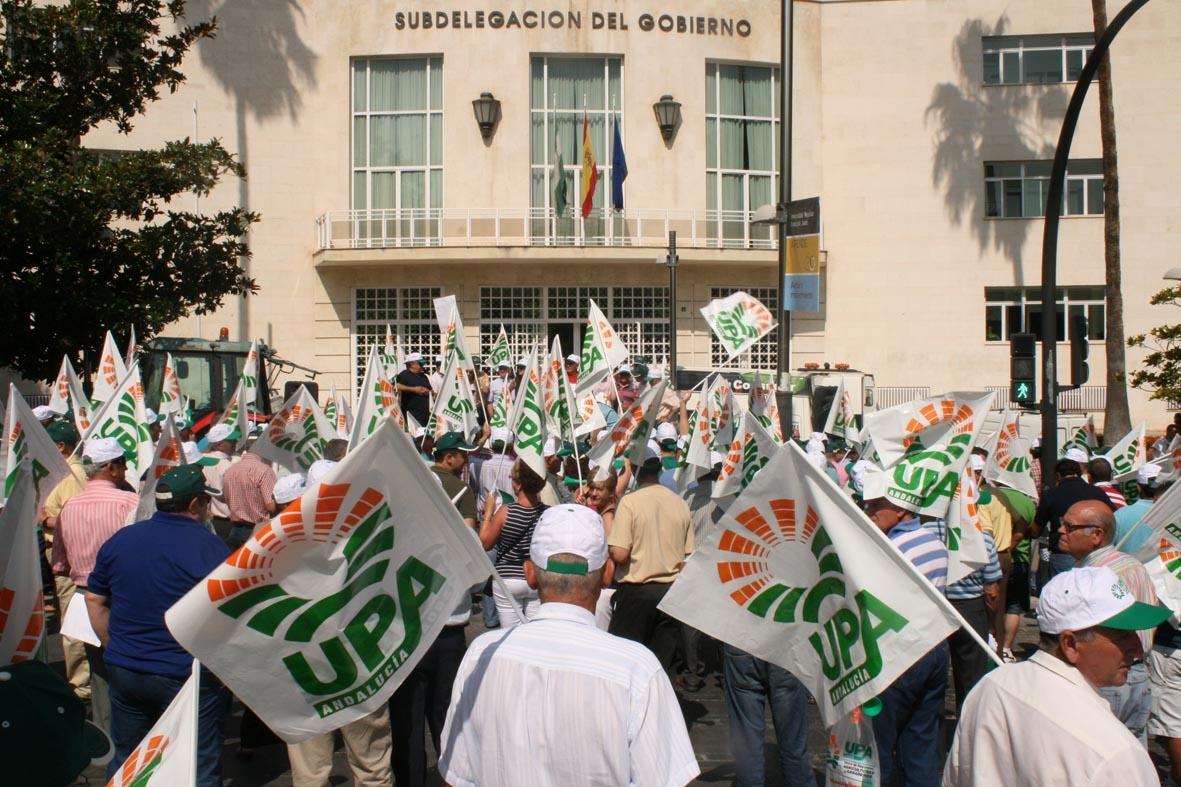 La UPA aparca las movilizaciones a la espera de que se garanticen las ayudas de la PAC