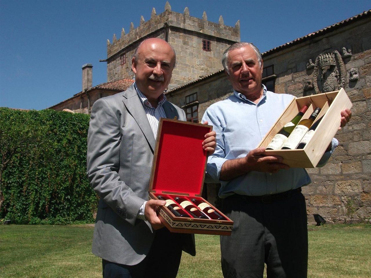 Acuerdo de colaboración entre las DO Sierra de Cazorla y del vino albariño Rías Baixas