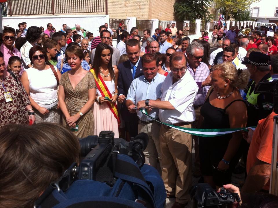 El alcalde prevé unas 16.000 visitas en Expohuelma entre hoy y el próximo domingo