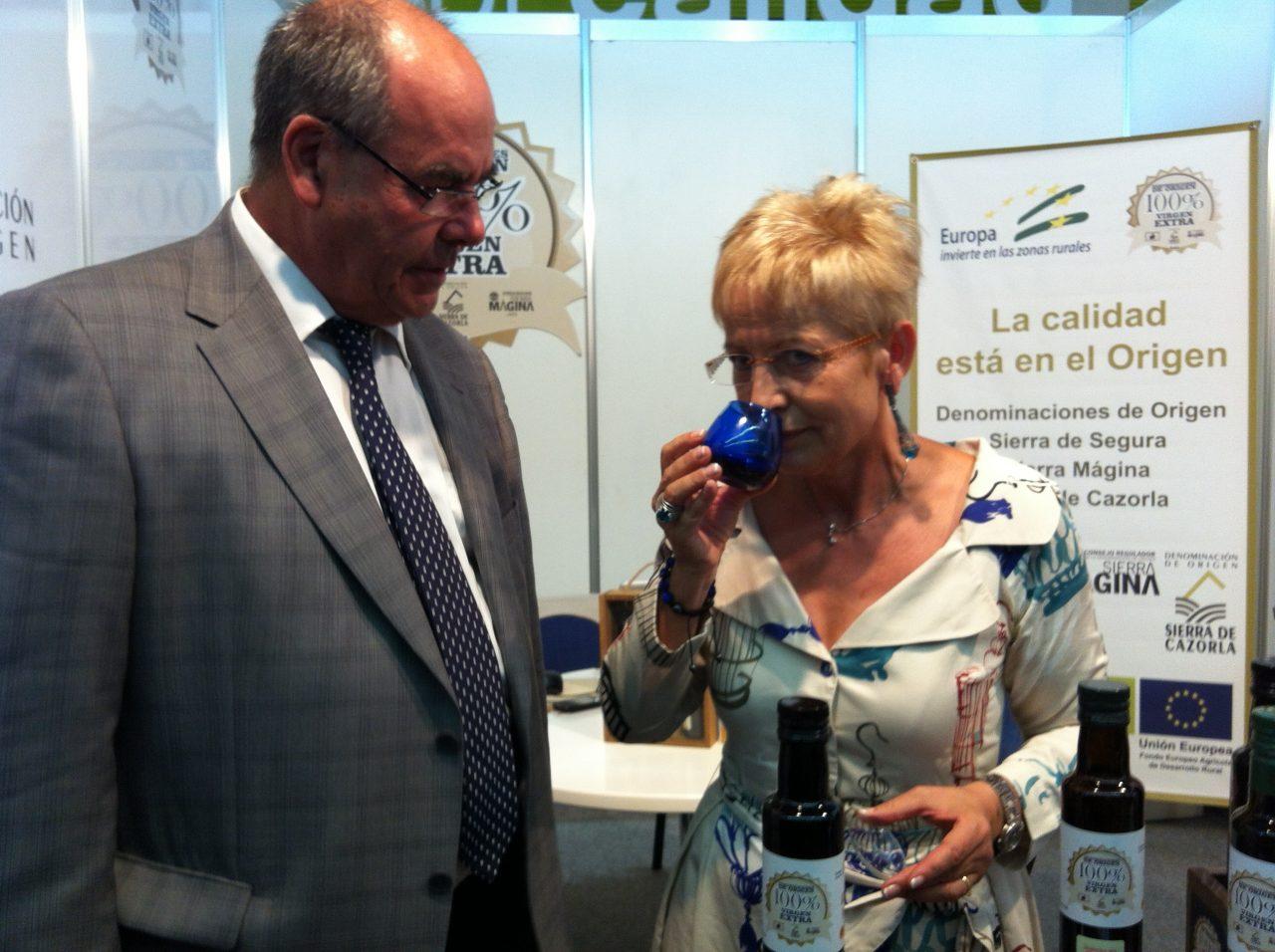 Víboras destaca Andalucía Sabor como plataforma para consolidar el liderazgo agroindustrial andaluz en mercados internacionales