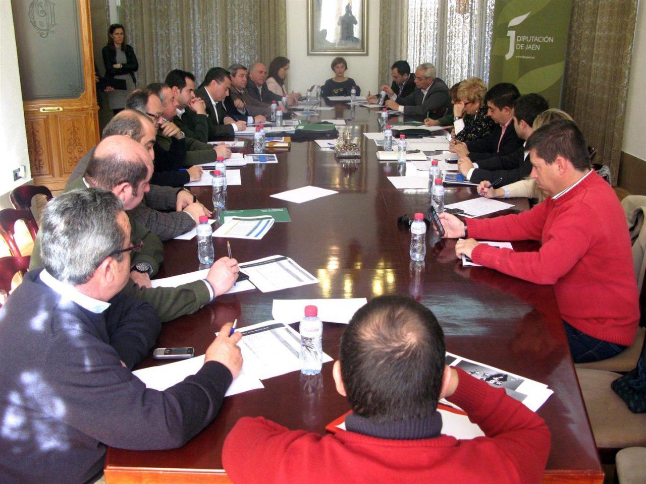 El Consejo Provincial del Aceite impulsará estudios en materia de precios y olivar para buscar alternativas al reparto de fondos de la PAC