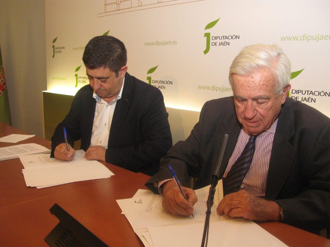 La Diputación de Jaén y la Asociación Rural Mediterránea colaborarán en actividades para la promoción del mundo rural