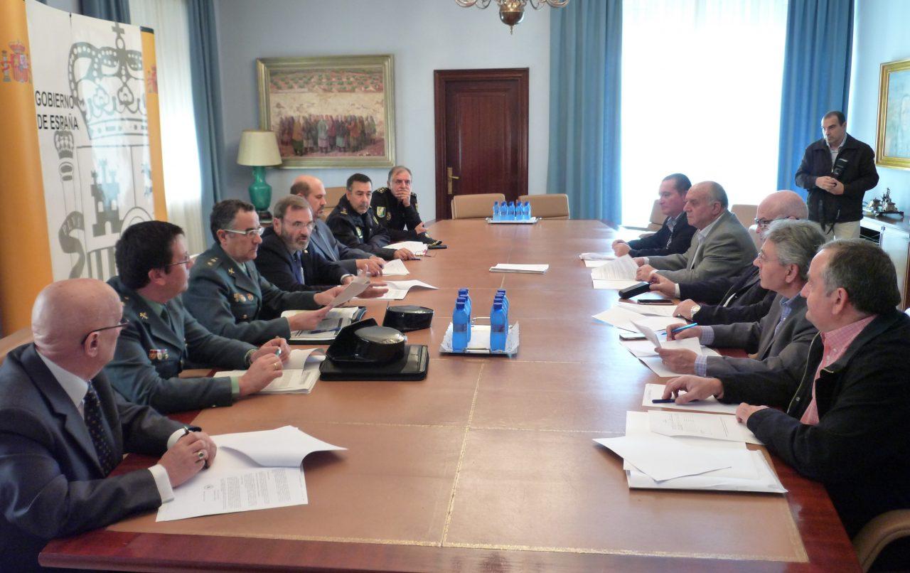 Unos 600 guardias civiles participarán en el dispositivo de seguridad y control de la recolección de la aceituna en Jaén