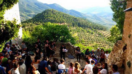 La DO Sierra de Segura impulsa un concierto en una almazara para promocionar el aceite de oliva de calidad