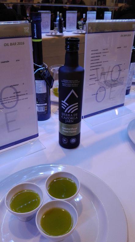 Las tres DOP de Jaén han producido casi 106.000 toneladas de aceite de oliva en esta campaña, casi la mitad de virgen extra