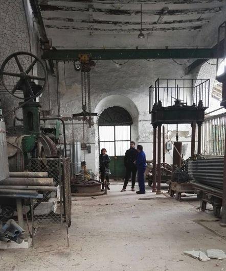 El Ayuntamiento de Bedmar rehabilitará la antigua fábrica de aceite de Garcíez para destinarla a oleoturismo